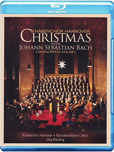 Christmas with J.S. Bach [Blu-ray]
