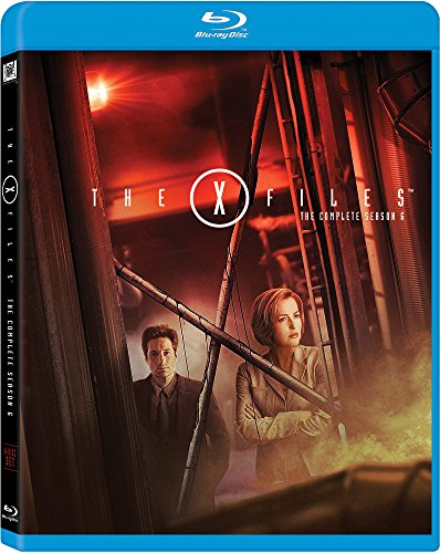 X-Files: The Complete Season 6 (6 Blu-Ray) [Edizione: Stati Uniti]