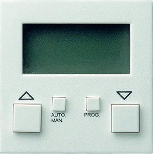 Gira 084103 Aufsatz Elektronische Jalousiesteuerung ST55, reinweiß-glänzend