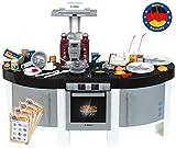 Klein - 9294 - Jeu d'imitation - Cuisine Bosch n°1 avec casserole à bulles, batteur mécanique et recettes