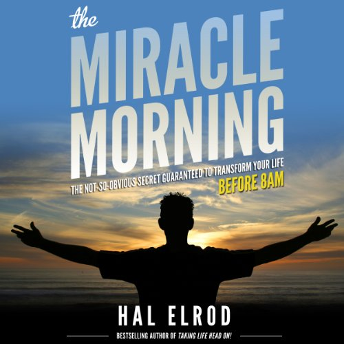 The Miracle Morning audiobook cover art