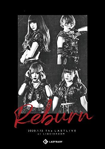 """The LASTLIVE """"Reburn"""" at LIQUIDROOM 2020.1.13の詳細を見る"""