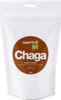 Superfruit Chaga Powder