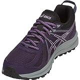 ASICS Frequent Trail Women's Running Shoe, Night Shade/Black, 7.5 B US