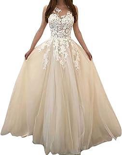 acdc86bcc509 AOJIAN Dress for Women Gown Dashiki Wedding Chiffon Evening Party Under  Dresses Underskirt Petticoat Skirts