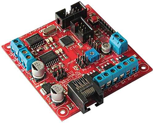 FORETTY DIANLU43 Impresora 3D Extruster Controller 2.2 Control Module Tablero Planeta, 1PACK Rendimiento Estable