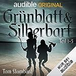 Grünblatt & Silberbart 1-3 Titelbild