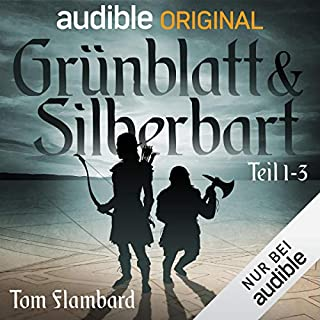 Grünblatt & Silberbart 1-3                   Autor:                                                                                                                                 Tom Flambard                               Sprecher:                                                                                                                                 Robert Frank                      Spieldauer: 5 Std. und 57 Min.     289 Bewertungen     Gesamt 4,4