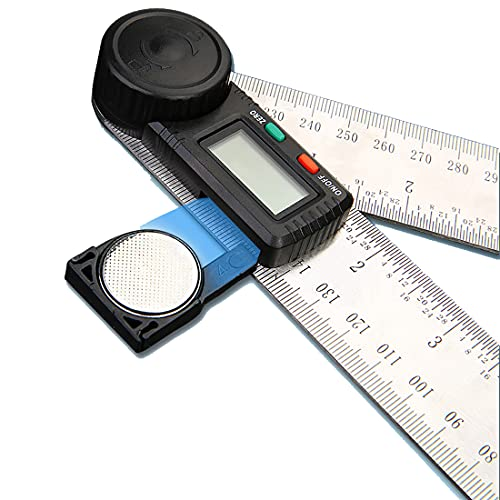 OLI Digital Angle Finder Ruler