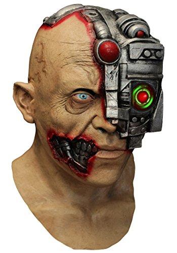 Generique - Maske Animierter Cyborg