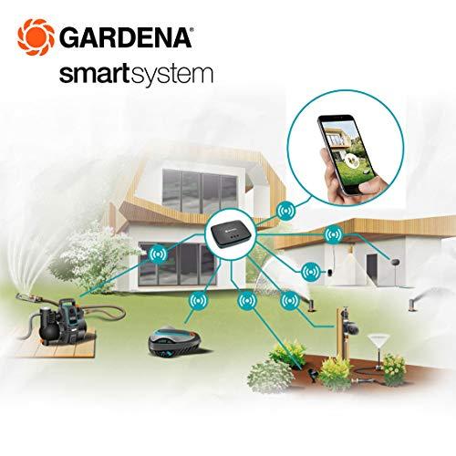 Gardena Smart Sileno City 500