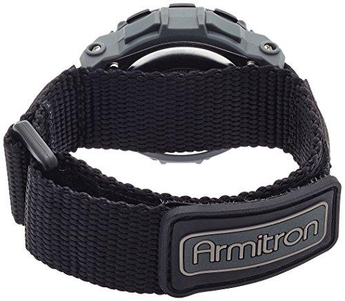 『[アーミトロン] 腕時計 40/8291BLK 正規輸入品』の3枚目の画像