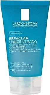 Gel de Limpeza Profunda Effaclar Concentrado, 150G, La Roche-Posay, Transparente