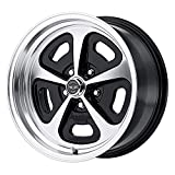 AMERICAN RACING VN501 500 MONO CAST BLACK Wheel Chromium (hexavalent compounds) (15 x 7. inches /5 x 72 mm, 0 mm Offset)