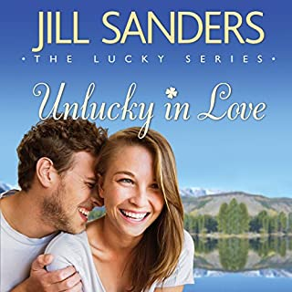 Unlucky in Love audiobook cover art