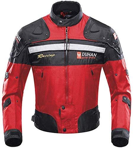 Veste de moto, blouson moto homme sport avec...