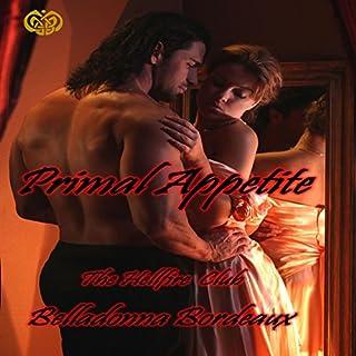 Primal Appetite audiobook cover art