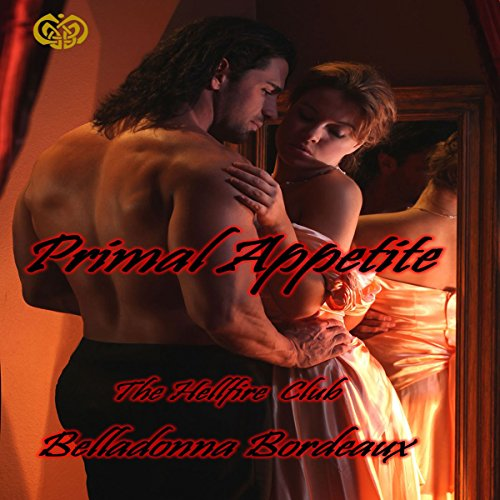 Primal Appetite audiobook cover art