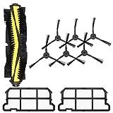 DingGreat Kit de pièces de rechange pour aspirateur, Accessoire pour ILIFE V7 V7s V7s Pro...