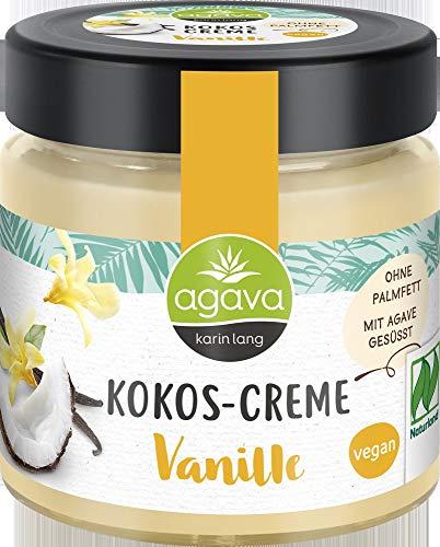 Agava Kokos-Vanille-Aufstrich (200 g) - Bio