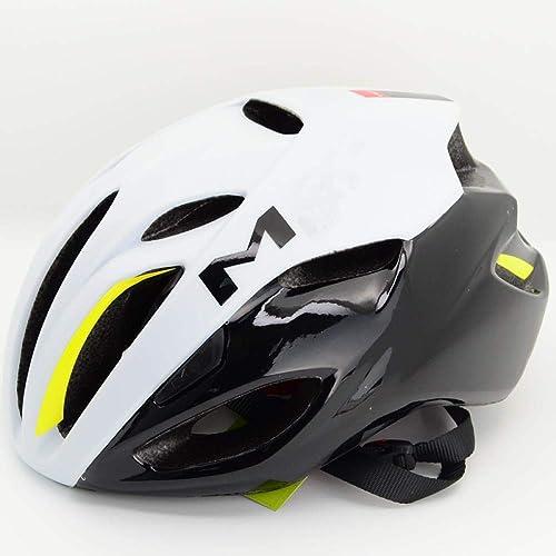 ahorra hasta un 70% LIUDATOU Ciclismo Casco Bici Ultraligero Transpirable Bicicleta Deportes Adultos Bicicleta Bicicleta Bicicleta Ciclismo de Carretera Casco Casco MTB Seguro hombres mujeres 54-62Cm  100% precio garantizado