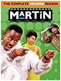 Martin: The Complete Second Season DVD TV Comedy Series Martin Lawrence SEALED!