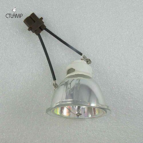 CTLAMP Compatible Bare Bulb for NEC NP21LP / 60003224 / NP-PA500U / NP-PA500X Etc