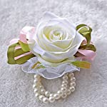 abbie-home-bridesmaid-wrist-corsage-party-prom-wedding-girls-rose-bracelet-flower-decor-pack-of-6white
