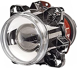 HELLA 8193021 90mm 12V DE H9 SAE LO Headlamp