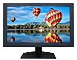 SVD 21.5-Inch 3D LED Professional Security Monitor With BNC HDMI Audio Inputs and BNC Audio Outputs and Build-in Speakers, SVD Advanced Security