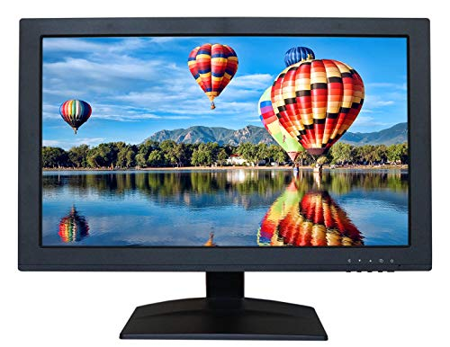 in budget affordable SVD 21.5 inch 3D LED security monitor with BNC-HDMI audio input and BNC audio …