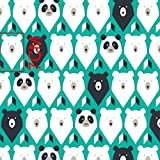Pingianer 11,99€/m Teddy Bär Teddybär 100% Baumwolle