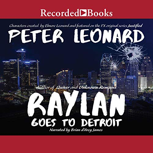 Raylan Goes to Detroit  By  cover art