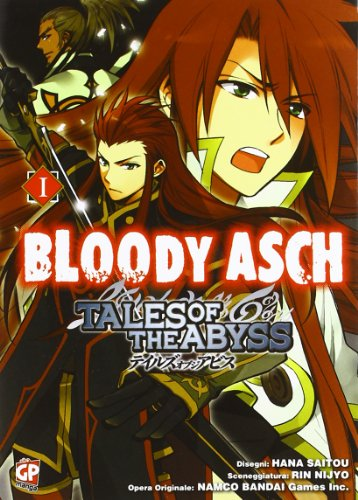Tales of the Abyss Bloody Asch (Vol. 1)