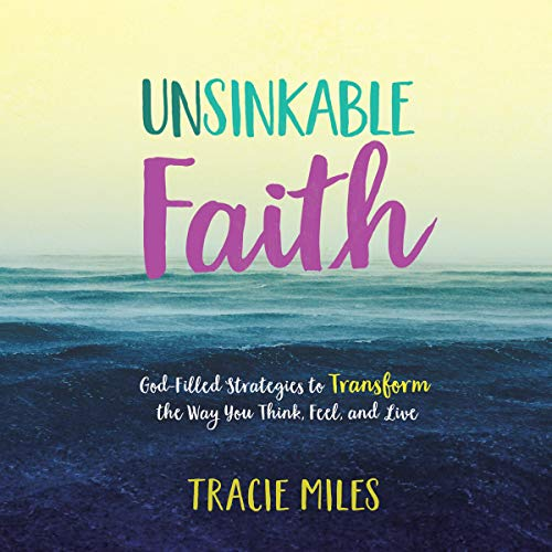Unsinkable Faith audiobook cover art