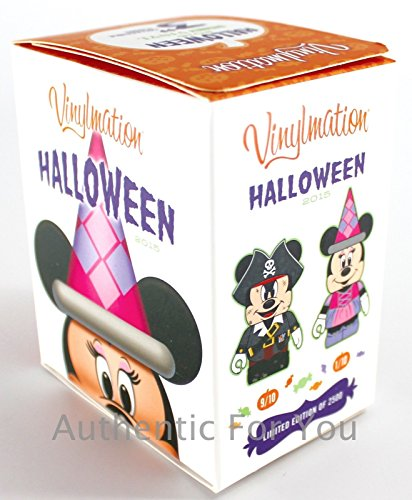 Disney Parks 2015 Mickey Minnie Halloween eachez versiegelt Mystery Blind Box Limited Edition 2500