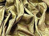 Minerva Crafts Jacquard-Futterstoff, Paisley-Gewebe, 20