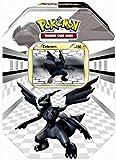 Pokemon Black White Card Game Legends Tin Zekrom