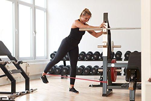 Premium Widerstandsbänder + Tasche und Übungsanleitung – Fitnessbänder - 2