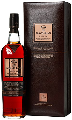 Macallan Oscuro The 1824 Series mit Geschenkverpackung  Whisky (1 x 0.7 l)