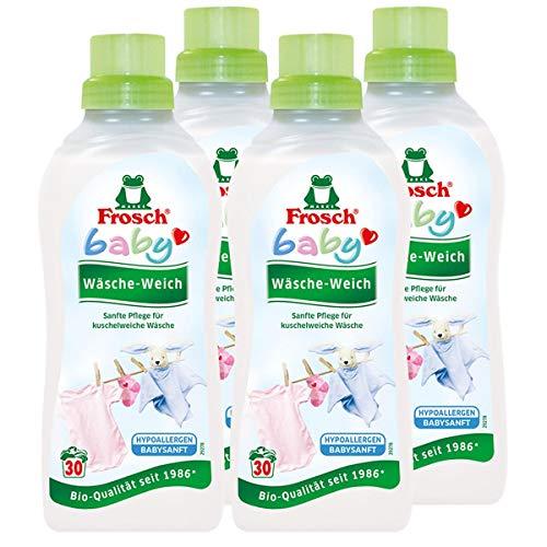 bester Test von frosch waschmittel oko 4x Frosch Geschirrspüler 750 ml – Mildes hypoallergenes Baby