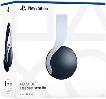 Headset sem fio PULSE 3D - PlayStation 5