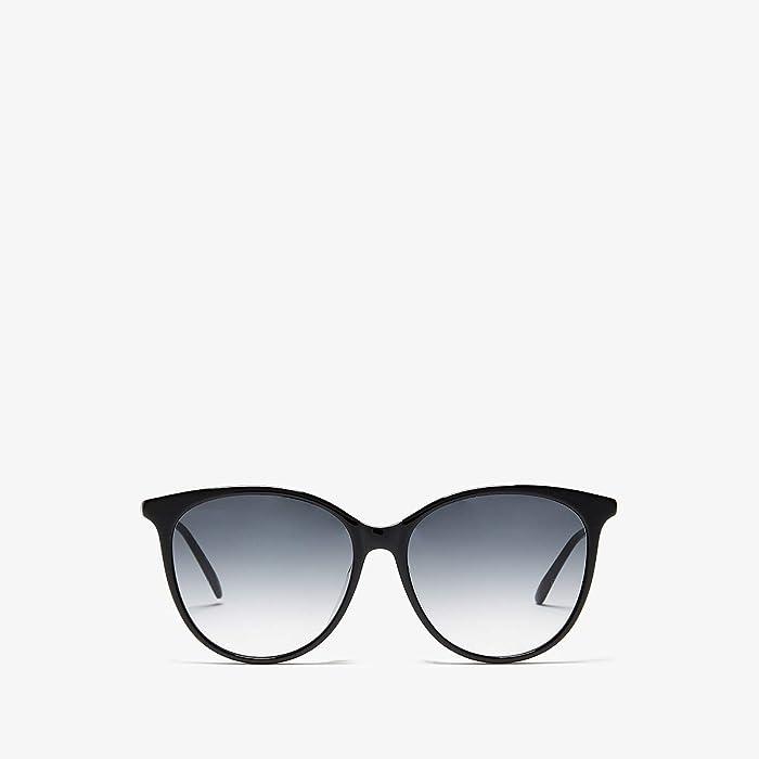 Bottega Veneta  BV0154SK (Black) Fashion Sunglasses