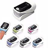 DOBO® Saturimetro ossimetro da Dito Ossigeno Sangue misuratore Display impulso impulso fr...