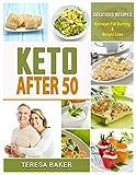 Best Keto Diet Books - Keto After 50: Keto for Seniors - 5g Review
