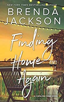 Finding Home Again (Catalina Cove Book 3) by [Brenda Jackson]