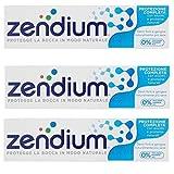 Zendium Dentifrice Protection Complète 75 ml - Lot de 3