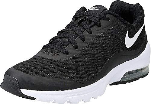 Nike Air Max Invigor, Chaussures de Running Mixte, Noir (Black/White), 42.5 EU