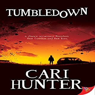 Tumbledown audiobook cover art