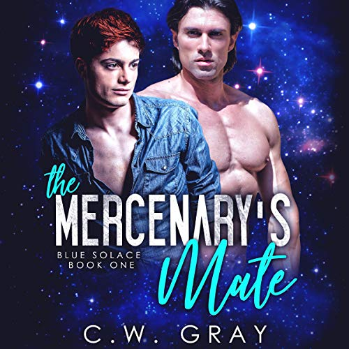 The Mercenary's Mate audiobook cover art